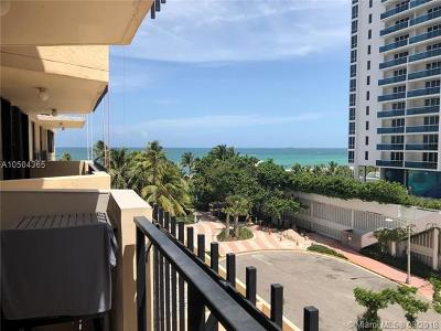 Miami Beach Condo For Sale: 2401 Collins Ave #605