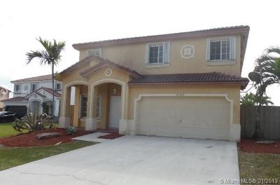 Cutler Bay Single Family Home For Sale: 21304 SW 88th Ct