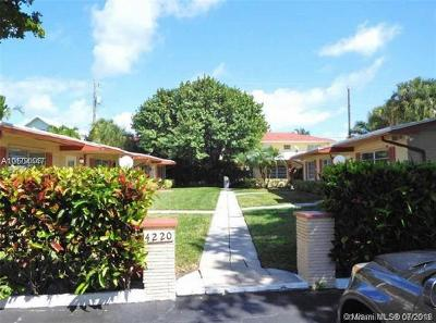 Lauderdale By The Sea Multi Family Home For Sale: 4220 Sea Grape Dr