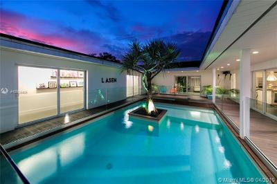 Coral Gables Single Family Home For Sale: 4001 Monserrate St