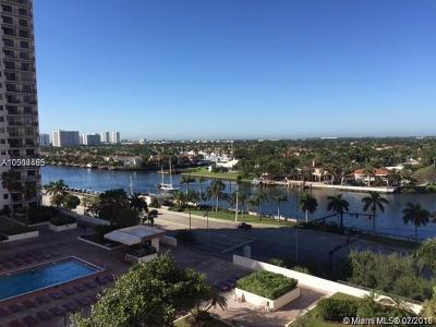 Hollywood Condo For Sale: 1201 S Ocean Dr #2505N