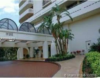 Aventura Condo For Sale: 19355 Turnberry Way #TH1