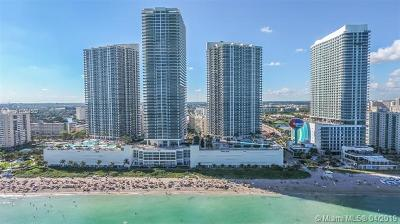 Hallandale Condo For Sale: 1800 S Ocean Dr #2107