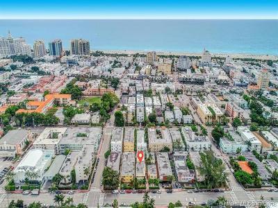 Miami Beach Condo For Sale: 1337 Euclid Ave #202