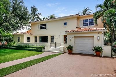 Miami Beach Single Family Home For Sale: 4370 Nautilus Dr