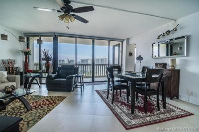 Aventura Condo For Sale: 1000 W Island Blvd #2605