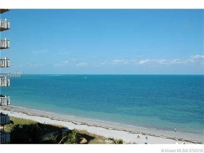 Key Biscayne Condo For Sale: 1111 Crandon #B506