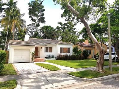 Miami Single Family Home For Sale: 769 NE 76th St