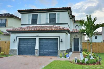Homestead Single Family Home For Sale: 11740 SW 248th Ter