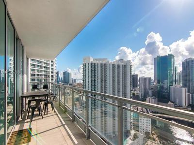 Miami Condo For Sale: 92 SW 3rd St #3611