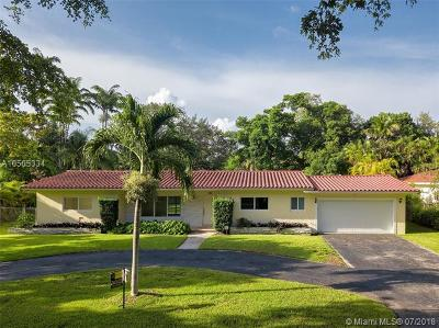 Miami Shores Single Family Home For Sale: 160 NW 92nd St