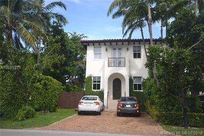 Key Biscayne Condo For Sale: 464 Fernwood Rd