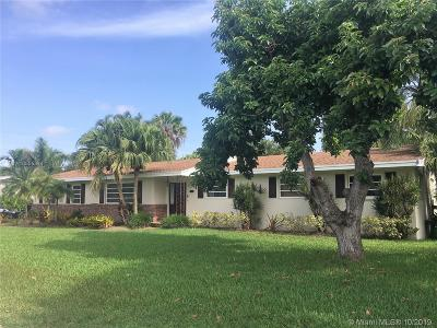 Palmetto Bay Single Family Home For Sale: 7845 SW 158th Terrace