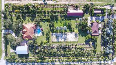 Miami Single Family Home For Sale: 15225 SW 210th St