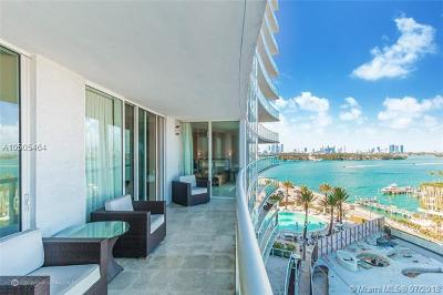 Miami Beach Condo For Sale: 450 Alton Rd #1004