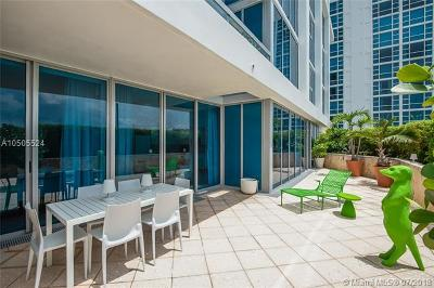 Miami Beach Condo For Sale: 6899 Collins Ave #610