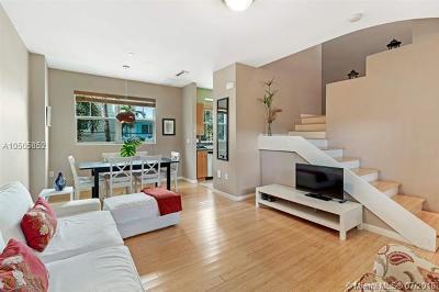 Miami Beach Condo For Sale: 929 Meridian Ave #6