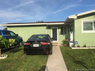 Single Family Home For Sale: 19411 Gulfstream Rd