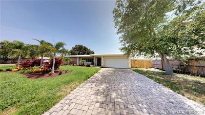 Fort Lauderdale Single Family Home For Sale: 1810 NE 57th St.