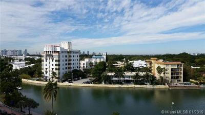 Miami Beach Condo For Sale: 2457 Collins Ave #401