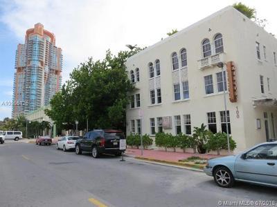 Miami Beach Condo For Sale: 100 Collins Ave #300