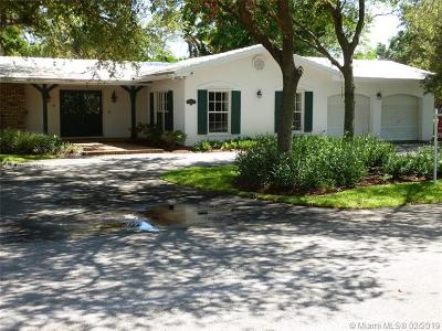 Palmetto Bay Single Family Home For Sale: 7600 SW 138 St