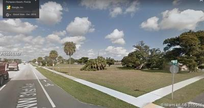 Pompano Beach Single Family Home For Sale: NW 31 Ave