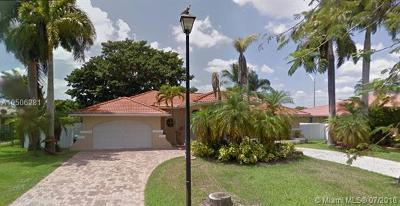 Miami Single Family Home For Sale: 7310 SW 126 Ct