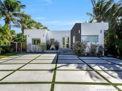 Miami Beach Single Family Home For Sale: 970 S Shore