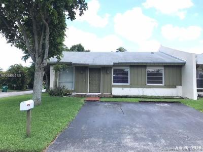 Miami Single Family Home For Sale: 12224 SW 114th Ter