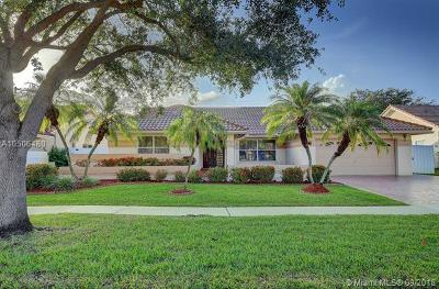 Pembroke Pines Single Family Home For Sale: 449 NW 161st Ave