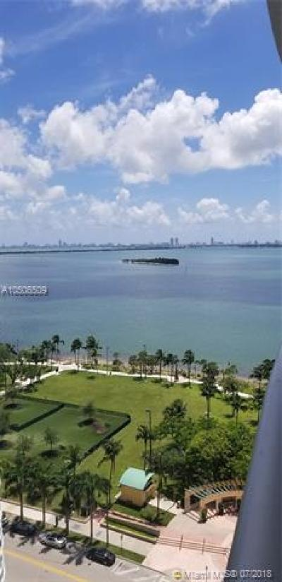 Miami Condo For Sale: 488 NE 18 St #1511