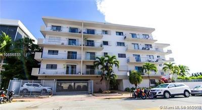 Miami Beach Condo For Sale: 2939 Indian Creek Dr #201
