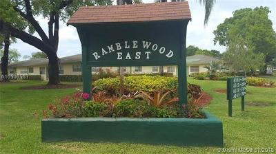 Coral Springs Condo For Sale: 4142 NW 90th Ave #205