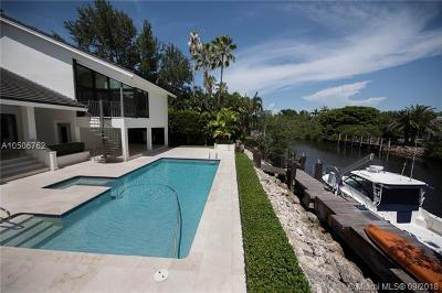 Coral Gables Single Family Home For Sale: 350 Costanera Rd