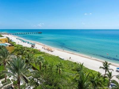Sunny Isles Beach Rental For Rent: 16051 Collins Ave #702