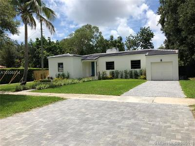 Miami Shores Single Family Home For Sale: 22 NW 105th St