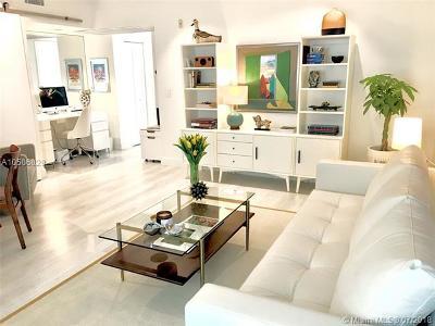 Miami Beach Condo For Sale: 6905 Bay Dr #18