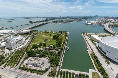 Condo Sold: 888 Biscayne Blvd #4112