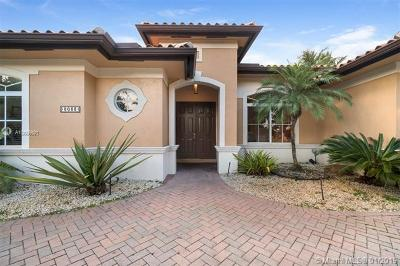 Miami Lakes Single Family Home For Sale: 8033 NW 161st Ter
