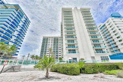 Miami Beach Condo For Sale: 6917 Collins Ave #511