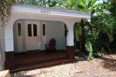 Miami Single Family Home For Sale: 6401 SW 84th Street