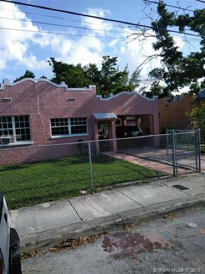Miami Single Family Home For Sale: 248 NW 59th Ter