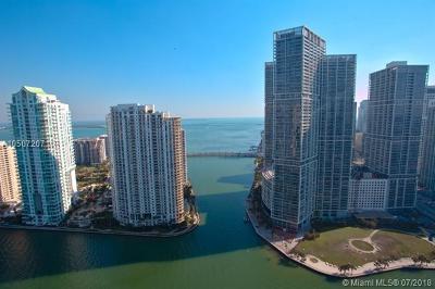 Miami Condo For Sale: 300 S Biscayne Blvd #3402