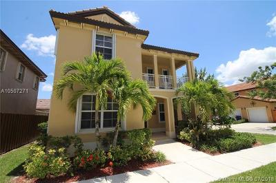 Homestead Single Family Home For Sale: 11664 SW 244th Ln