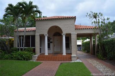 Coral Gables Rental For Rent: 1502-00 Tunis St