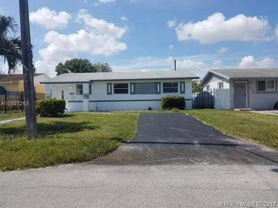 Miami Single Family Home For Sale: 2324 NW 172nd Ter