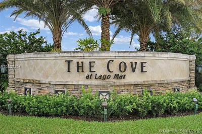 Plantation Condo For Sale: 132 SW 127th Ter #132