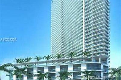 Miami Condo For Sale: 90 SW 3rd St #1706