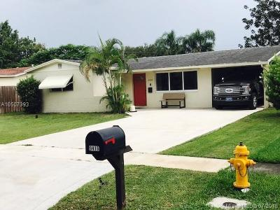 Cooper City Single Family Home For Sale: 9416 SW 51st Place
